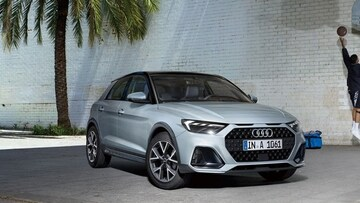 Audi A1 citycarver limited edition